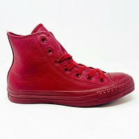 Converse Chuck Taylor All Star Hi Back Alley Burgundy Leather 151103C Womens 7