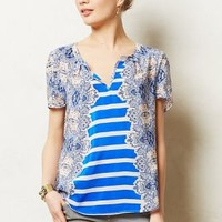 Archivist Tee by Maeve Blue Motif