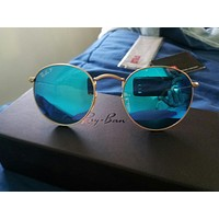 Ray Ban Polarized Lennon Sunglasses