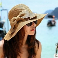 Hot Sale Women's Sun Hats for Beach Summer Holiday,Hats Female for summer,Women Summer Hats for Casual Dresses,lady straw hats