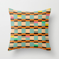 mess around Throw Pillow by SpinL