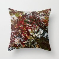 Autumn Leaves Abstract by ARTbyJWP