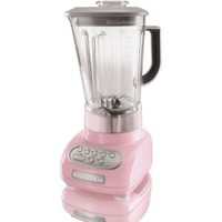 KitchenAid, 5-Speed Polycarbonate Jar Blender - Cook for the Cure Susan G. Komen, KSB560PK at The Home Depot - Mobile