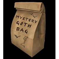 Gothic Mystery Bag - ALL NEW ITEMS