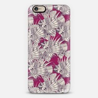 fish mirage berry pink iPhone 6s case by Sharon Turner | Casetify