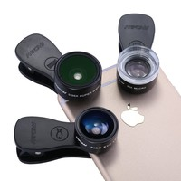Mpow 3 in 1 Clip On Lens Kits