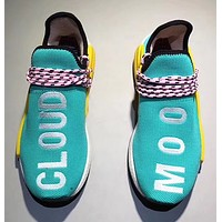 Adidas Human Race nmd  Leisure Running Sports Shoes