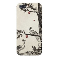 Romeo and Juliet - Peacock version Case For iPhone 5 from Zazzle.com
