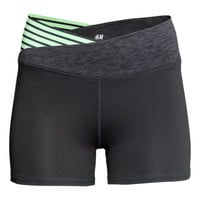 Yoga Shorts - from H&M