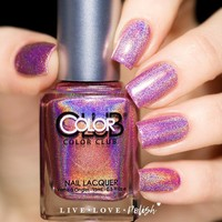 Color Club Miss Bliss Nail Polish (Halo Hues Collection)