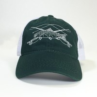 Fly Fishing Adult Trucker Hat
