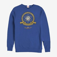 Marvel Spider-Man: Homecoming Midtown School Crest Sweatshirt
