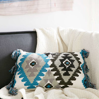 Magical Thinking Palea Embroidered Pillow - Urban Outfitters