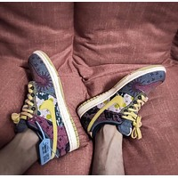 Nike SB Dunk low-top fashion all-match skateboard shoes