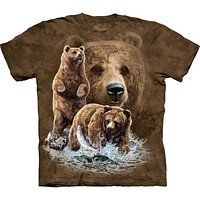 Brown Bear Find Ten T-Shirt