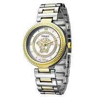 Versace Popular Ladies Men Quartz Movement Watch Wrist Watch I