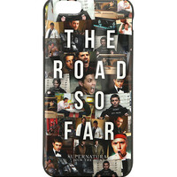 Supernatural The Road So Far iPhone 6 Case