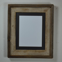 8x10 wood picture frame great rustic wall accent
