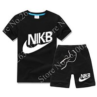 Children Clothing New 2pce Suit Sets T-shirts+Shorts Baby Boys Clothes NewBorn Costume for Kids Roupas infantis menino