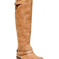 Madden Girl Caanyon Tall Shaft Riding Boots