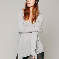 Free People We The Free Cascade Top