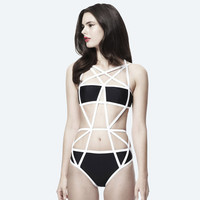 chromat — Pentagram Suit