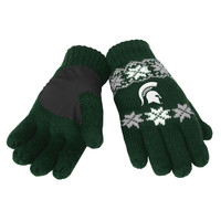 Michigan State Spartans Lodge Gloves