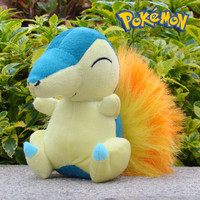 "Pokemon Plush Toy Cyndaquil 6""  Collectible Game Stuffed Animal Doll NEW"