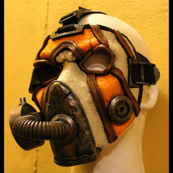 Borderlands Custom Psycho Bandit Krieg Cosplay Mask by Captainhask