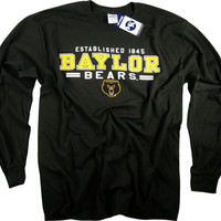 Baylor Shirt T Shirt Bears College University Apparel Officially Licensed By The NCAA