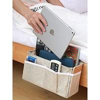 1pc Bedside Hanging Storage Bag