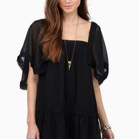 Let's Play In The Meadow Tunic