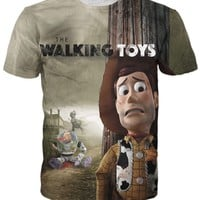 The Walking Toys T-Shirt