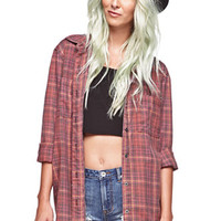 Gypsy Warrior Button Down Shirt at PacSun.com