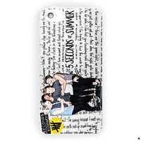 5Sos, 5 Seconds Of Summer Art For iPhone 5 / 5S / 5C Case