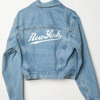JACKSON NEW YORK DENIM JACKET
