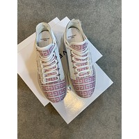 Givenchy2021 Men Fashion Boots fashionable Casual leather Breathable Sneakers Running Shoes07050cx