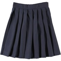 "French Toast Big Girls' ""Jana"" Pleated Skirt"