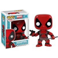 Funko Pop! Marvel Vinyl Figure Deadpool - Toys on Fire