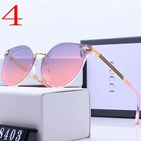 Perfect Gucci Fashion Women Men Summer Sun Shades Eyeglasses Glasses Sunglasses