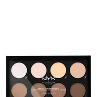 NYX COSMETICS | Highlight & Contour Pro Palette | Nordstrom Rack