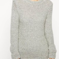 ASOS Sweater in Chunky Mohair Stitch