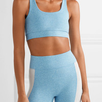 We/Me - The Universal reversible stretch-jersey sports bra
