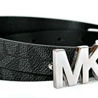 MICHAEL Michael Kors Womens Reversible Belt - Large
