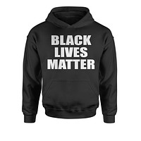 Black Lives Matter BLM Youth-Sized Hoodie