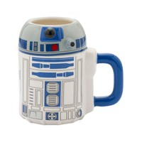 Oversized Star Wars R2-D2 20 Oz Ceramic Sculpted Mug