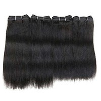 Brazilian Straight Yaki Human Hair