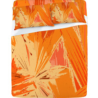 DENY Designs Home Accessories | Rosie Brown Palm Explosion Sheet Set