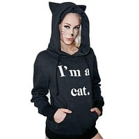 Guess What I Am Hoodie