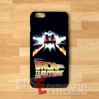 Back To The Future Old Movie Poster -swn for iPhone 4/4S/5/5S/5C/6/ 6+,samsung S3/S4/S5/S6 Regular,samsung note 3/4